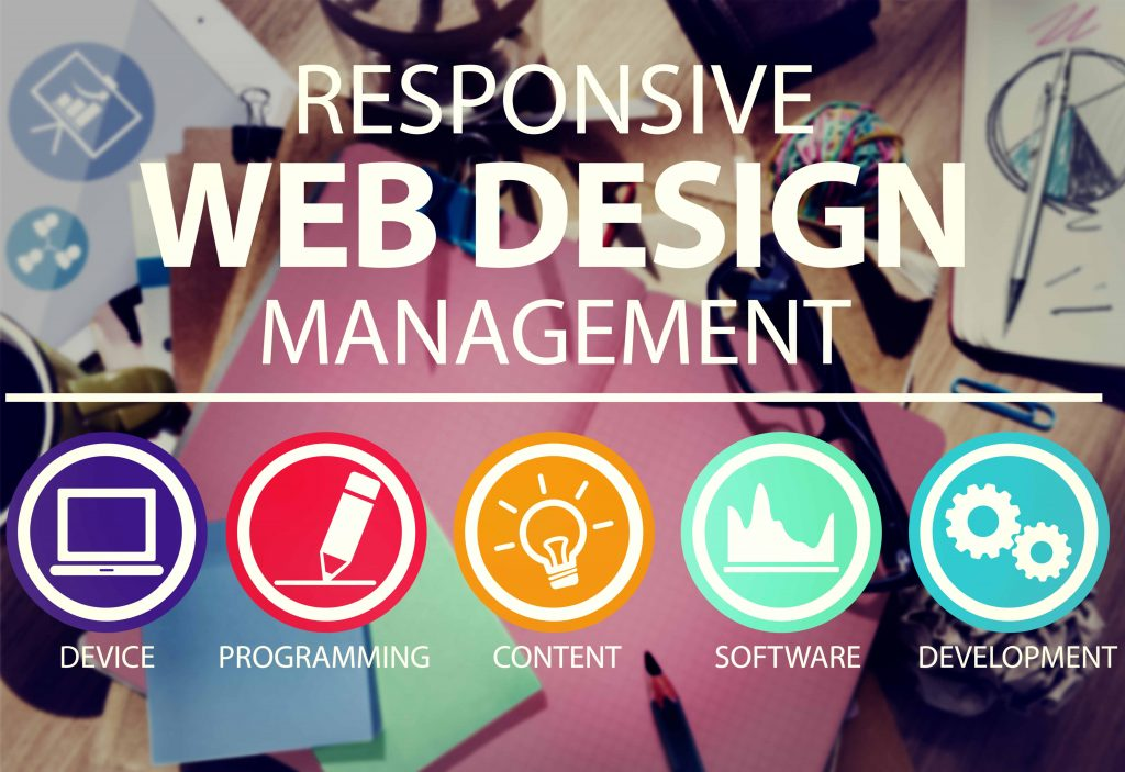 We provide responsive web design services
